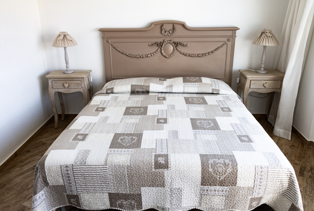 Camera Matrimoniale A Olbia.Double Room With Balcony Affittacamere Olbia Bed An Breakfast