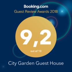 guest review awards 2018 booking